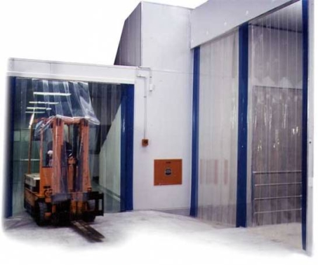 Strip Doors, Industrial Doors, Air Curtains and Commercial Doors